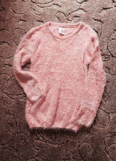 Kupuj mé předměty na #vinted http://www.vinted.cz/damske-obleceni/svetry/18455219-svetleruzovy-chlupaty-svetr-zn-sinsay