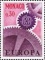 Monaco - Europa / CEPT 1967