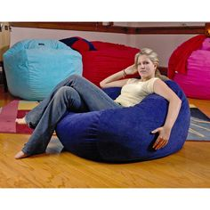 Have to have it. CONVERTS TO FULL SIZE BED!!! Corda Roy's Full Size Corduroy Foam Bean Bag Bed $199.00