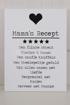 mama's recept Like Quotes, Quotes For Kids, Happy Quotes, Mommy Quotes, Family Quotes, Friends Like Family, Father Birthday, Dutch Quotes, Baby Presents