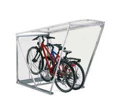 Lupo - Velopa Schweiz Cycle Storage, Bike Storage, Led, Golf Clubs, Shelter, Gazebo, Bicycle, Stabil, Cafe Racers