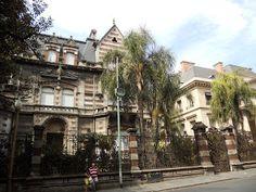 Palacio Maguirre 1890 Bs.As. unica mansion que aun funciona como residencia personal.