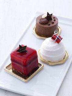 パティスリー キハチ、3種類のケーキが詰まった新作「クリスマスBOX」