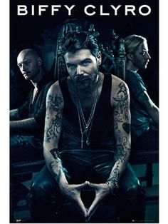 Biffy Clyro, Keane, and Modest Mouse confirmed for NorthSide - NorthSide 2013 Much Music, Music Love, Music Is Life, Live Music, Simon Neil, Biffy Clyro, Groups Poster, Instruments, Band Posters