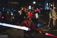 How to Photograph Aliens and Yoda's in Low Light While Marching: A Practical New Orleans Tutorial