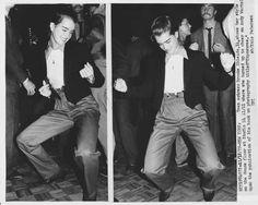 14 year old Brooke Shields at Studio 54, November 1979.