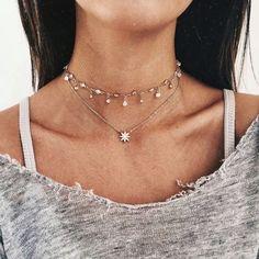 collar regalo mujer original #jewels #jewelsplata #jewelssilver #portorico