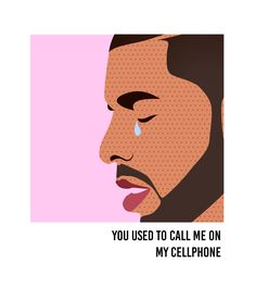 Image from pinterest Drake Illustration