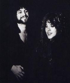 Stevie Nicks and Lindsey Buckingham. Stevie Nicks Lindsey Buckingham, Buckingham Nicks, Her Music, Music Love, Rock Music, Rumours Album, Stephanie Lynn, Gypsy Moon, Stevie Nicks Fleetwood Mac