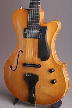 "* YAMAOKA guitars ~ A Yamaoka Guitar Design ~ Give one a LISTEN here > https://youtu.be/KIXwUZthix8 ~ If you cannot read Japanese, you will need to use ""Google Translate"" for the web link here > http://yamaoka-guitar.com/"