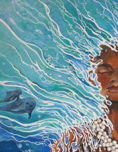 Yemaya by Kathleendrumheller
