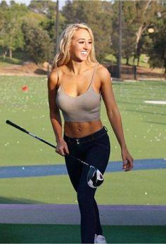Girls Golf, Ladies Golf, Ladies Pic, Golf Outfit, Golf Fotografie, Vive Le Sport, Golf Sport, Sexy Golf, Sporty Girls