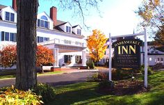 Harraseeket Inn, Freeport Maine. BEST brunch buffet I've ever had. It's the first thing we do every year.