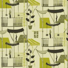 Penang. One of  the twelve Sylvia Chalmers designs from the 50s and 60s are being digitally reproduced by the Centre for Advanced Textiles