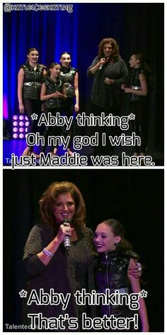 Dance Moms comic. Made by: @KatieIceSkating.