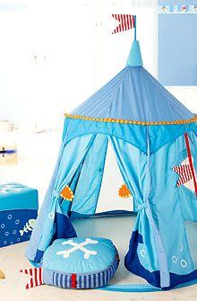HABA - Erfinder für Kinder - Spielzelt Piratenschatz - Schaukeln + Zimmerzelte - Kinderzimmer - Spielzeug & Möbel