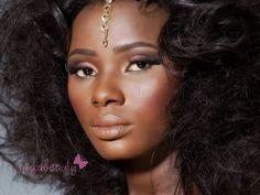 Makeup-by-Jagabeauty-for-AVTEC-photography Makes You Beautiful, Black Is Beautiful, Neutral Makeup, Make Up Artis, School Makeup, Just The Way, Beauty Secrets, Women Empowerment