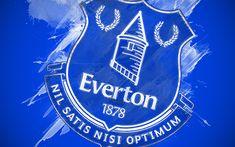 Everton Fc Wallpaper, Everton Badge, English Football Teams, Premier League Teams, Neon Backgrounds, Liverpool England, England Football, Sports Wallpapers, Grunge Style