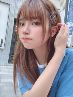 Liyuu #Liyuu 黎狱 #黎狱 Korean Beauty Girls, Pretty Korean Girls, Cute Korean Girl, Cute Asian Girls, Asian Beauty, Ulzzang Hair, Ulzzang Korean Girl, Cute Kawaii Girl, Cute Girl Face