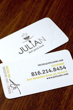 what a freakin awesome business card classy colours full of personality well designed and looking