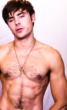 And when he showed off his beautifully hairy chest. | The 44 Man-Candiest Moments Of 2013
