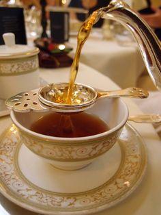 ¿Ya pasaron las 5:00 en punto? Es hora de que nos tomemos un té bien inglés. #ProyectoPlato