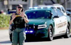 School shooter Nikolas Cruz survived: Will it help us understand? - February 17, 2018.  A polce office directs traffic at the Star of David Memorial Gardens and Funeral Chapel for the funeral for shooting victim Alyssa Alhadeff Friday, Feb. 16, 2018 in North Lauderdale, Fla. She was killed at Marjory Stoneman Douglas High School in the shooting rampage, and is the first victim to be laid to rest.
