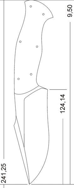 Image result for diseño de navajas artesanales