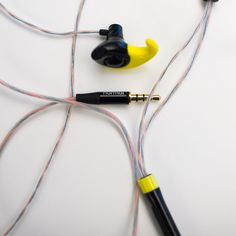 Normal brand now has 3D printed earphones customized to YOUR ear. Now this is a brilliant use of this technology where you scan your ear shape on their mobile app and then you select your style and color. Love their tag line: One Size Fits None. #Aug2014