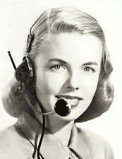 Vintage Ad ~ 1948 Bell TELEPHONE Operator ~ Calm, Courteous, Competent