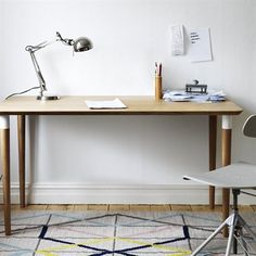 IKEA, The HILVER table is made from sustainable bamboo. Designer: Chenyi Ke HILVER table £85 140x65cm. Bamboo. 790.460.38