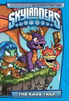 The kids video game and toy Skylanders is coming to your bookshelf in all-new comic book adventures. Join fan-favorite characters Spyro, Stealth Elf, Trigger Happy, and more in these original, never-before-seen stories that tie directly into the video games.