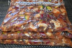 Lazy Girl Cooking: Meixcan Chicken Chili