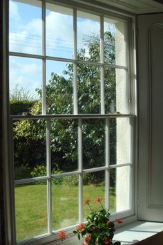 sash windows, probably the most important feature of a house for me, it's one thing I'm not willing to compromise on!