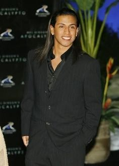 Rudy Youngblood -(Comanche, Cree, Yaqui)