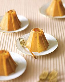 Caramel Apple Mousse - Martha Stewart Weddings Food and Cooking... perfect for a fall wedding !