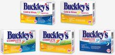 Buckley's® Liquid Gels