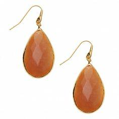 Luxe Ikolu Quartz Drop Earrings Jewelry Party, Jewelry Shop, Jewelry Gifts, Oliver Bonas, Bangles, Bracelets, Unique Necklaces, Quartz, Drop Earrings