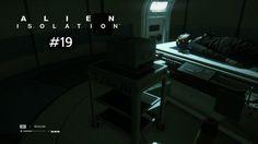 Alien: Isolation [PS4] #19 - Ein Medikit für Taylor