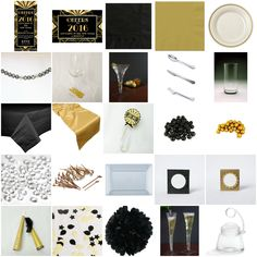 Corporate New Year's Eve Art Deco Ultimate Party-in-a-box