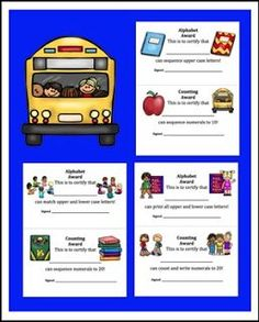 "FREE LANGUAGE ARTS LESSON - ""Back to School FREEBIE Alphabet & Counting to 20 Literacy Math Center - CCSS"" - Go to The Best of Teacher Entrepreneurs for this and hundreds of free lessons. Pre-Kindergarten - 1st Grade  #FreeLesson  #LanguageArts  #Math   #BacktoSchool    http://www.thebestofteacherentrepreneurs.org/2015/09/free-language-arts-lesson-back-to.html"