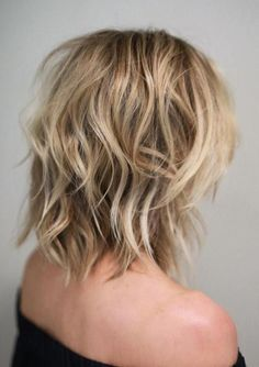 Medium Hairstyles and Haircuts for Shoulder Length Hair in 2017 — TRHs