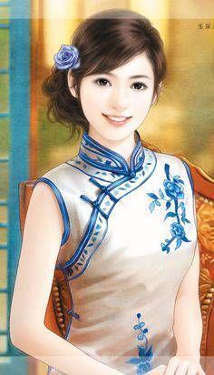 【朗報】中国の二次美少女画像、日本より可愛い (※画像あり) : ラビット速報