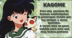 personalidad de kagome