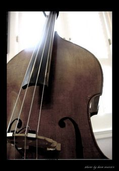 Upright bass. Anytime I see one of these on stage I get goosebumps before it's even played.