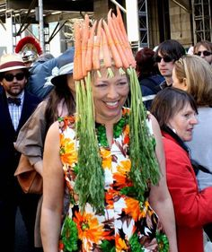 NYC's Easter Bonnet Parade