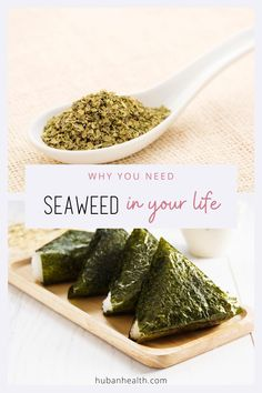 Why is seaweed so popular? Is seaweed really healthy? How  and where do you use seaweed in your recipes? What are the seaweed benefits? Can you use seaweed in salads? The answers for all of these questions are here in this blog post. Click here to find out all the benefits of using #seaweed in your diet and throughout your pregnancy! After Pregnancy, Seaweed, Healthy Fats, Plant Based, Benefit, How To Find Out, Salads, Diet, Meals