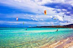 Scuola Kitesurf Sardegna. e tanti altri kite spot da scoprire insieme