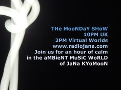 JaNa KYoMooN - THe iLLuSioN oF ReaLiTY: 2PM SLT Monday 30th march the MooNDaY SHoW