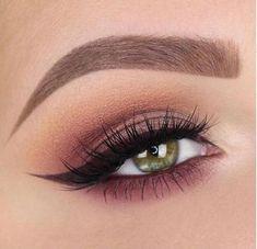 47 Smokey Eyes Makeup Ideas to Inspire You – Beauty Make up Styles Eye Makeup Glitter, Makeup Fx, No Eyeliner Makeup, Blue Eye Makeup, Eye Makeup Tips, Makeup For Brown Eyes, Cute Makeup, Smokey Eye Makeup, Makeup Brushes